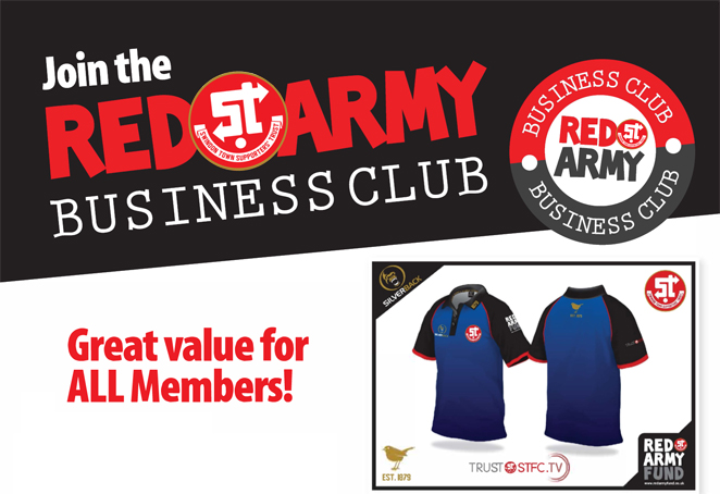 RED ARMY BUSINESS CLUB: All you need to know