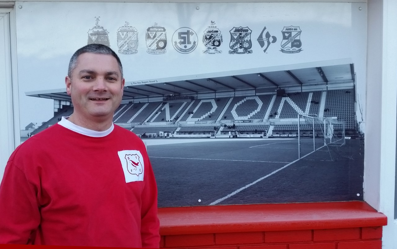 THE SWINDON TOWN BIBLE: How one fan created an online statistical shrine to STFC