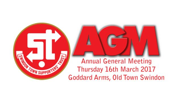 TrustSTFC AGM: 16th March 2017