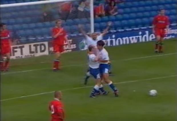 FOUR GAMES FROM MEMORY LANE: Bury
