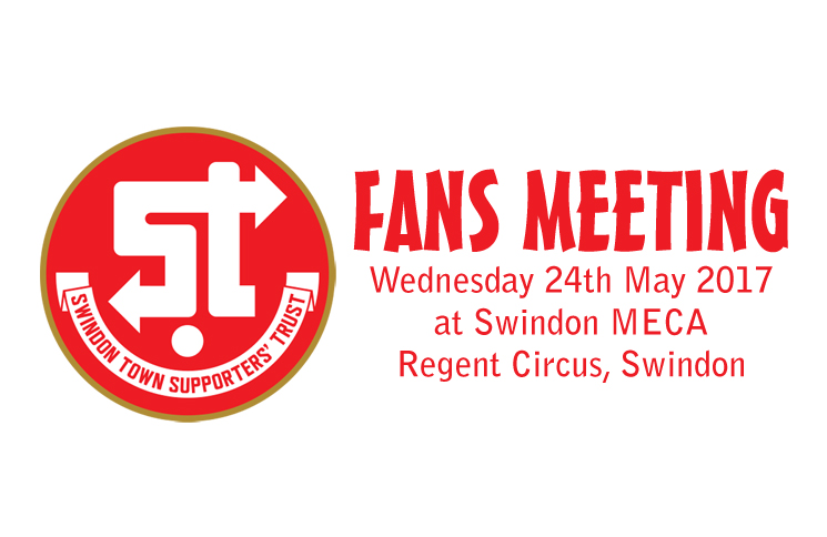 Fans Meeting – Weds 24th May