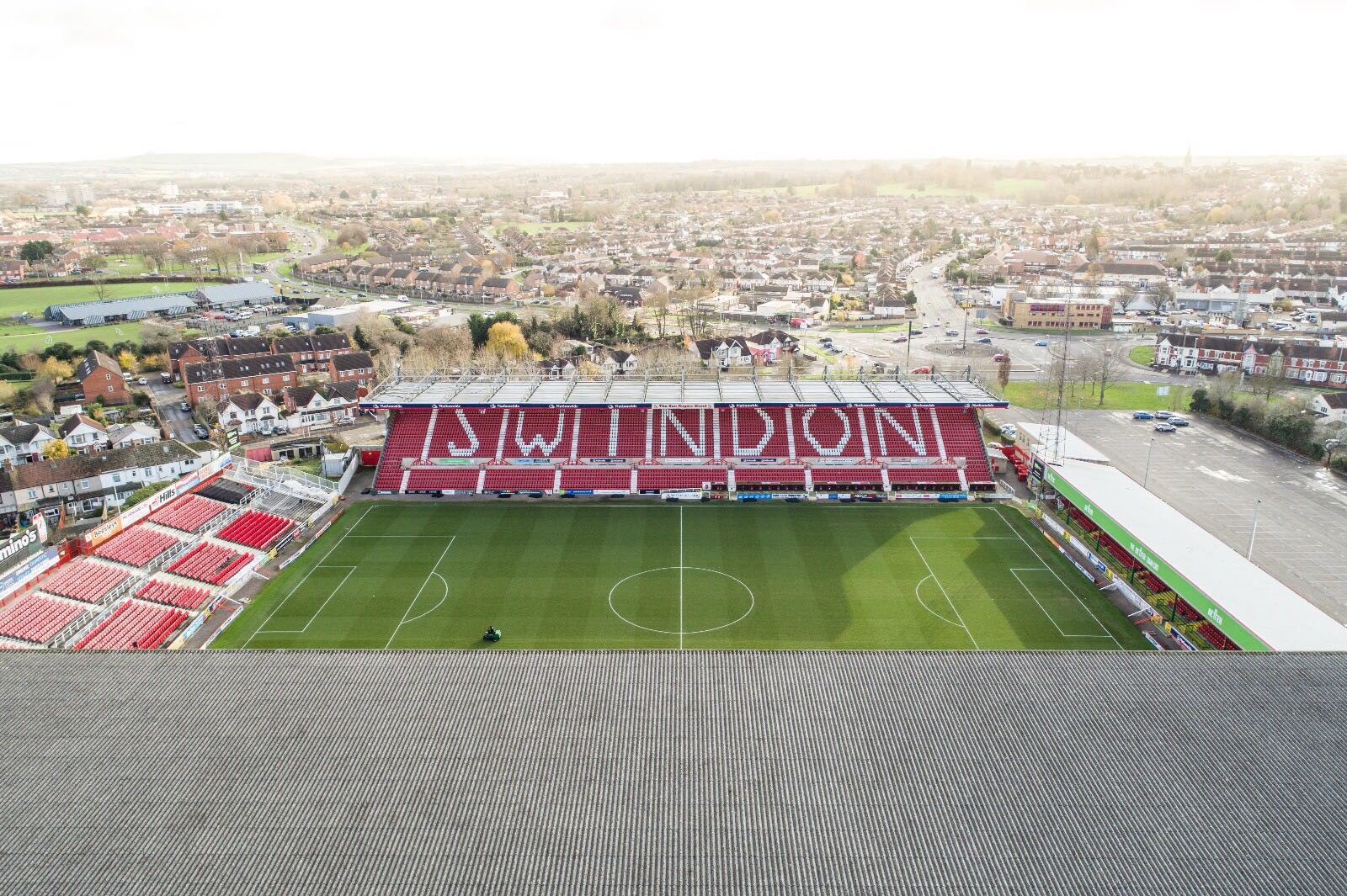 County Ground – Community Shares