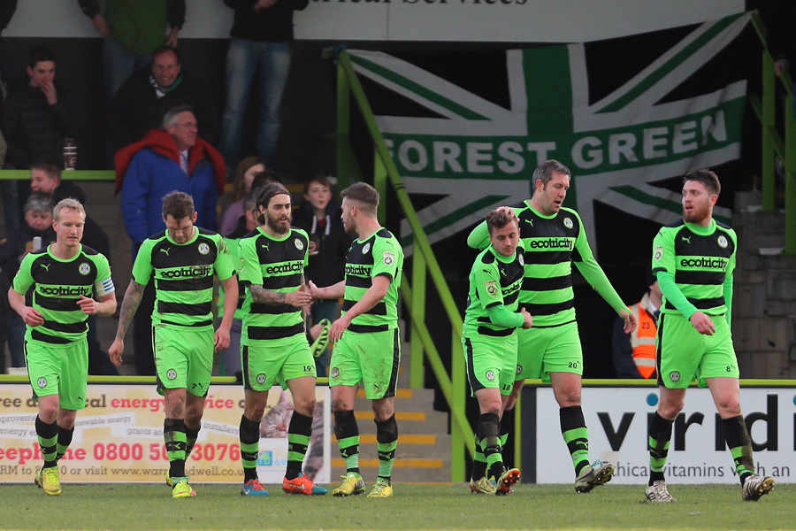 SUPPORTERS DIRECT: Forest Green make £2.5m losses chasing EFL dream