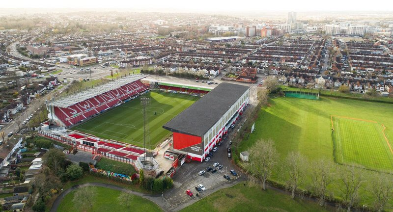 Joint Purchase of the County Ground
