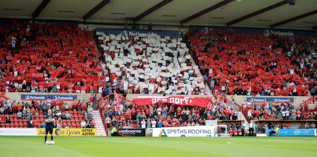 Colour the CG Red and White for the FGR Game