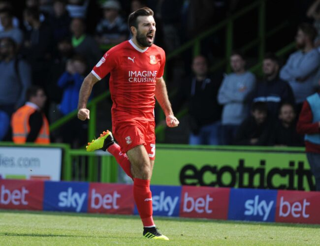 """Thank you Michael Doughty """"The Swindon Pirlo""""- Fans thoughts…."""