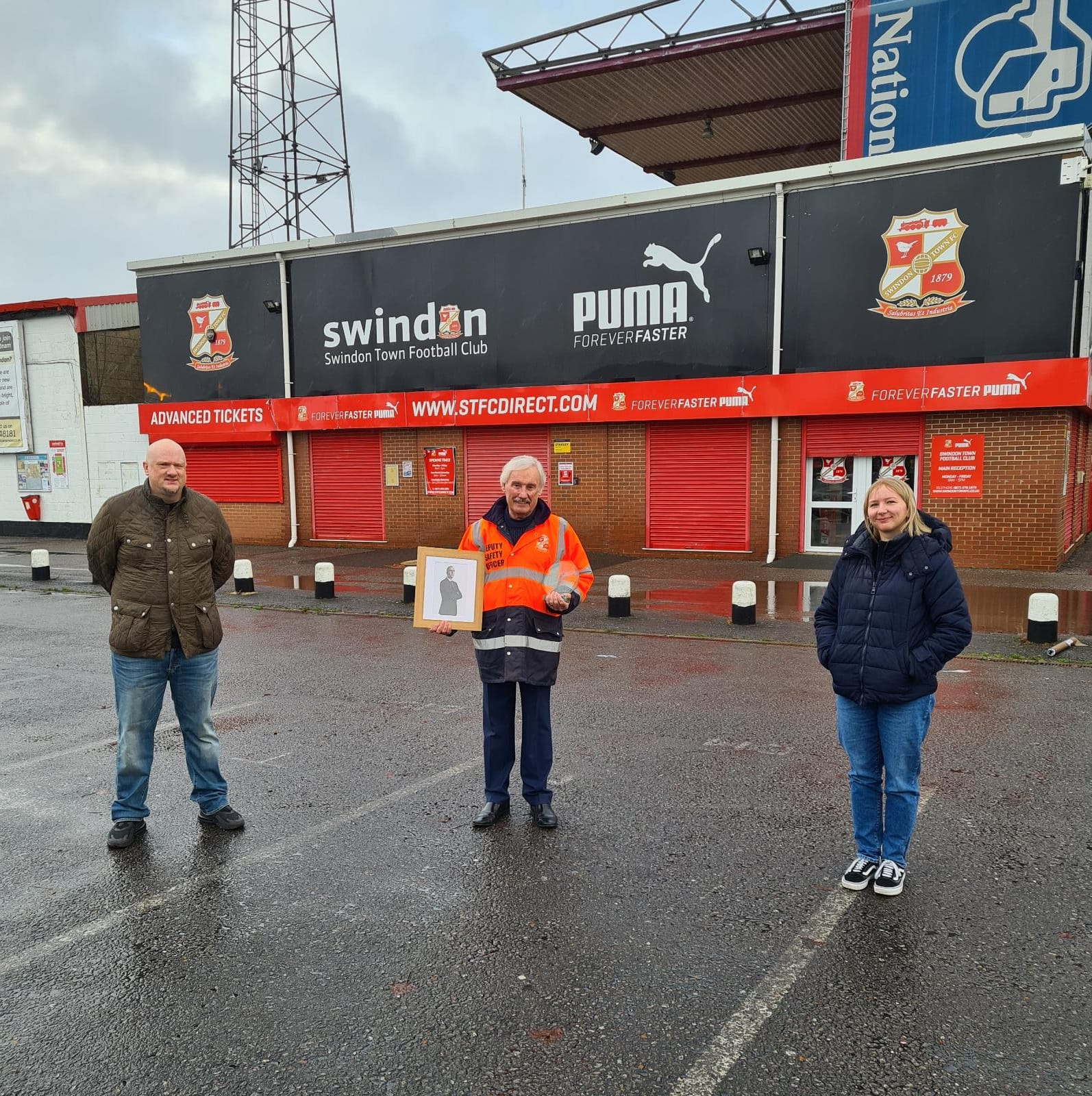 TrustSTFC / Official Supporters Club Official Press Release – Douglas Coombs