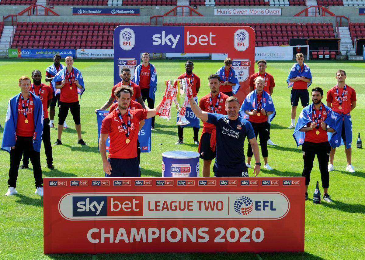 Swindon Town Review of 2020