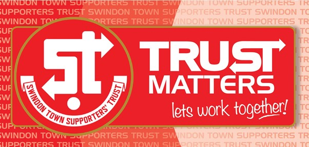 """Let's work Together"" – An open letter from the board of the Swindon Town Supporters' Trust"