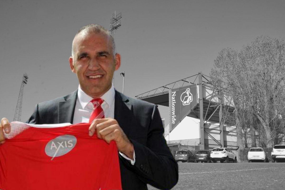 The New Era at Swindon Town begins